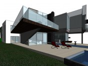 4 Bedroom brand new contemporary villa with sea views