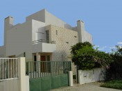 Pêra, Amazing Three Bedroom Villa with Ocean Views