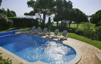 Vale do Lobo, Holiday Villa in Dream Location near the Beach