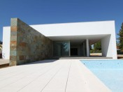 Modern 4 bedroom villa in Belmonte