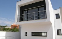 Detached villa located near Sao Martinho do Porto