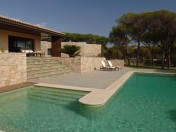Prestigious designer villa next to the Millennium Golf