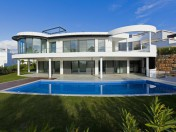 Modern, Class, Sea View Villa, near the beach