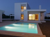 Modern Villa backed by countryside - Great Price