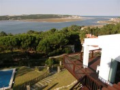 Get the best view of Obidos lagoon & the Sea