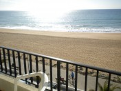 Frontline apartment with nice balcony & sea view
