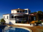 Charming classic villa with stunning panoramic sea views