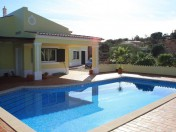 Detached 3 bedroom villa for sale near Silves