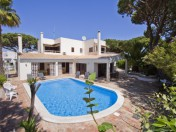 4 Bed Villa Front Line Golf In Vilamoura