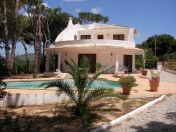 3 bed rustic villa quiet location