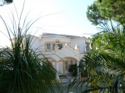 3 bed luxury villa front line golf