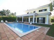 Beautiful 4 bedroom villa with Golf views in Quinta do Lago