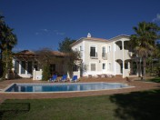 Private Traditional Villa in Vilasol