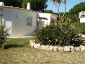 A charming villa in Vilamoura with lovely garden