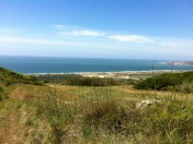 Fantastic seaview plot in Nazare