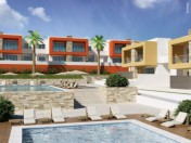 Modern new apartments close to golf & beach