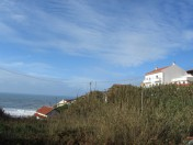 Seafront 3 bedroom house in Nazare 