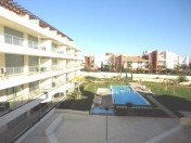 2 Bedroom apartment with fantastic sea and country views 