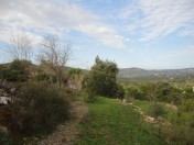 Plot with beautiful countryside views in Faro