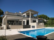 Large luxury newly built private villa overlooking the golf