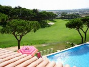 Vale do lobo 3 Bedroom Villa for sale with Golf Views