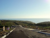 Ocean view plots for sale in the Silver Coast