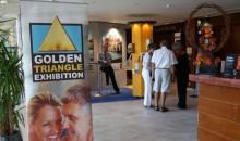 The Success of the Golden Triangle Exhibition